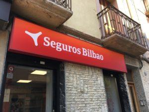 Elías Armendáriz, Agencia Seguros Bilbao