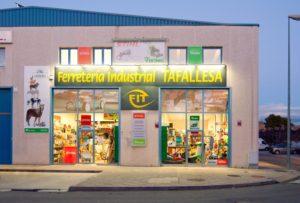 Ferretería Industrial Tafalla