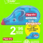 Corrector Pocket Mousse de Tippex